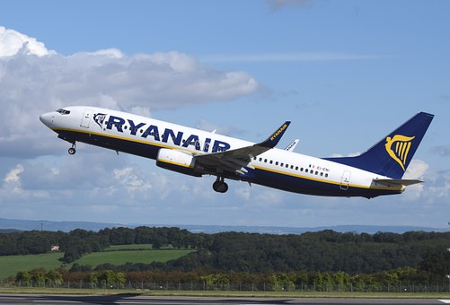 Ryanair - convocatoria - TCP